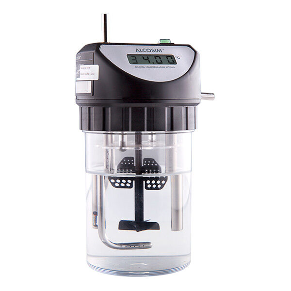 AlcoSim II - Calibrador para Alcoholimetros Alcoscan ACS Corp
