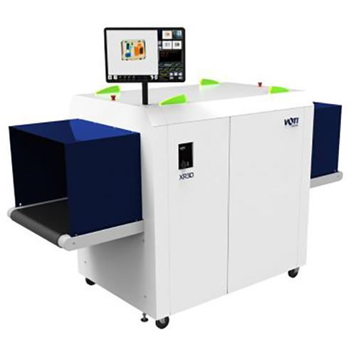 XR3D-7 Escáner de Rayos X